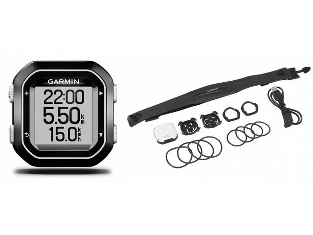 Garmin Edge 25 Bundle GPS Licznik rowerowy czarny
